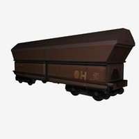 obj train car