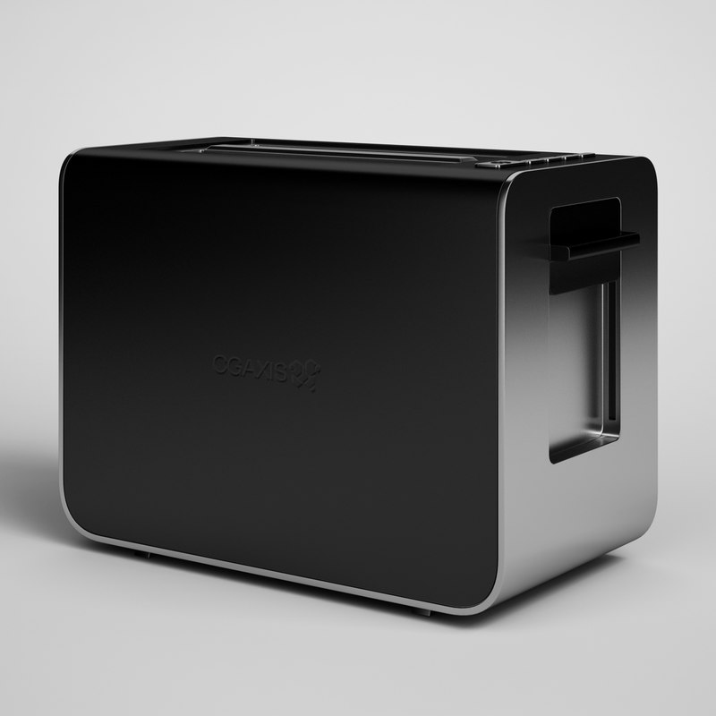 3d toaster 08