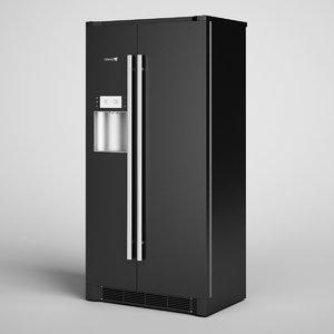 refrigerator 13 3d model