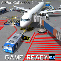 AirPort 1 Full collection & A321