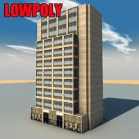 Lowpoly Build07
