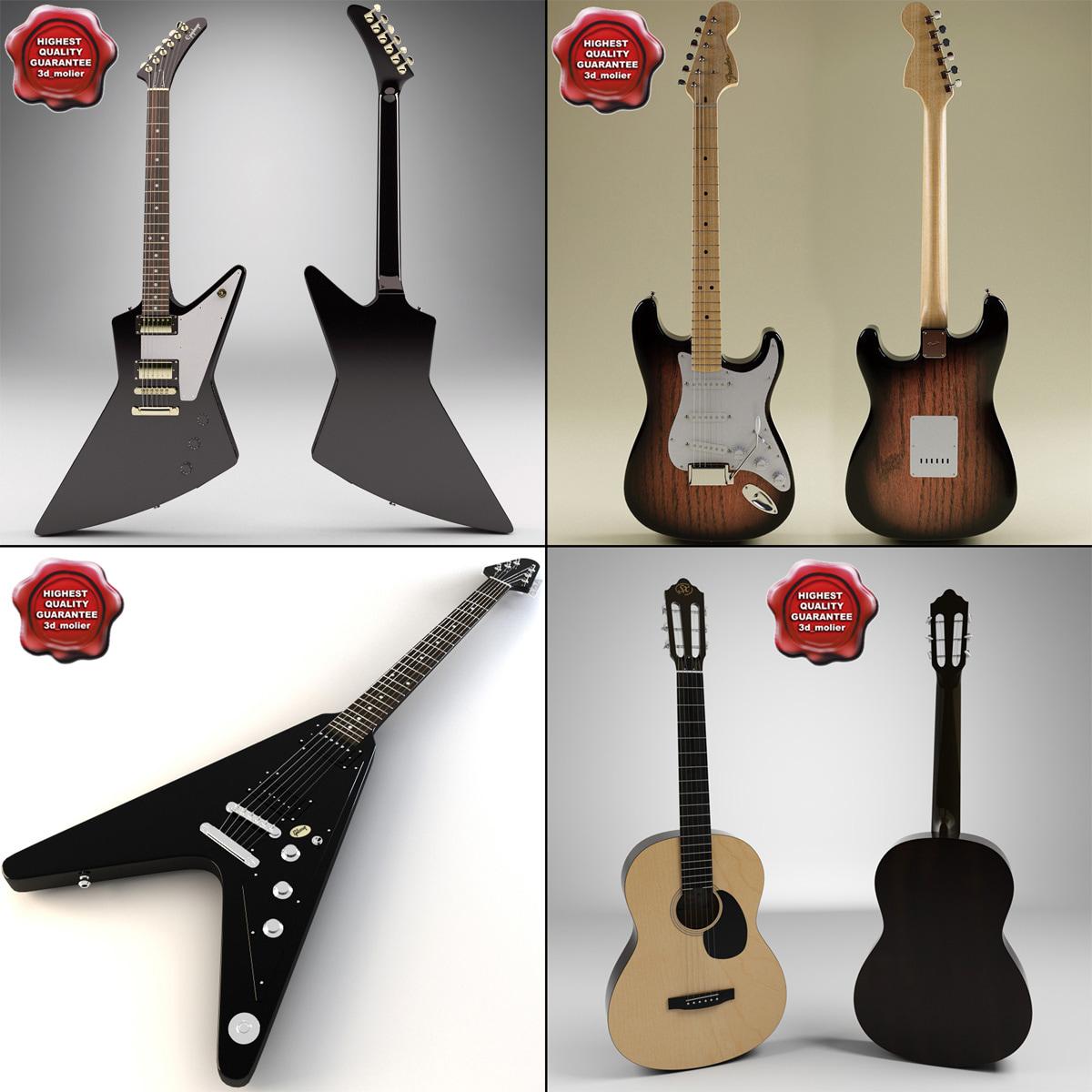 3ds guitars v2