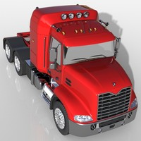Mack Pinnacle Truck