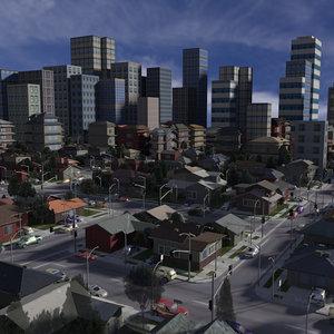 houses buildings max