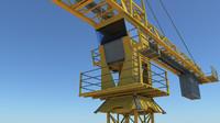 maya construction crane