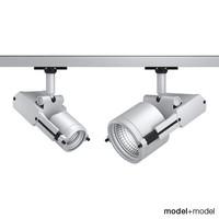 artemide architectural oto track 3d model