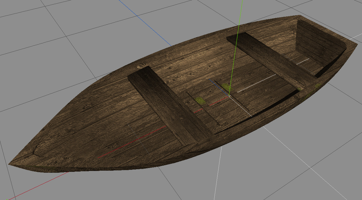 old boat 3ds free