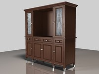 Hutch Cupboard Cabinet