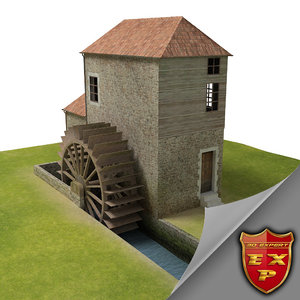 watermill water max