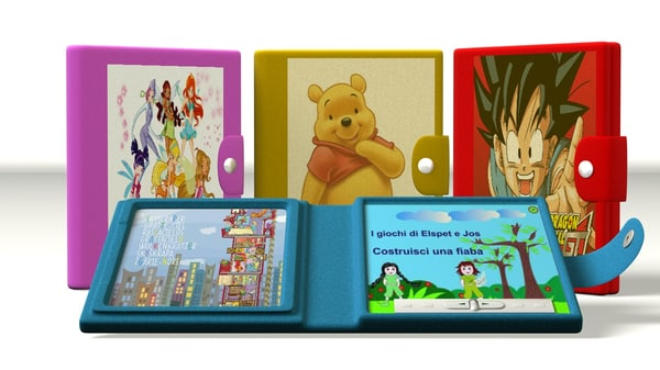3ds e-book children