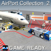 AirPort 2 Full collection & B737-800