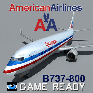 american airlines b737-800 max