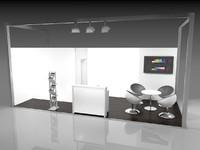 3d max maxima booth