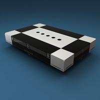table ciaika 3d model