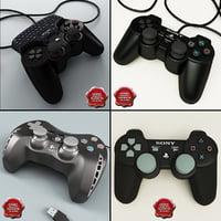 controllers v1 3d max