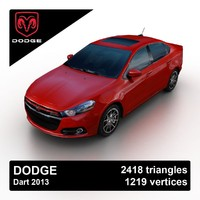 2013 dodge dart max