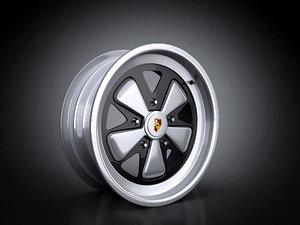 fuchs wheel 3d 3ds