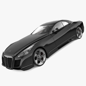 3ds maybach exelero 2011