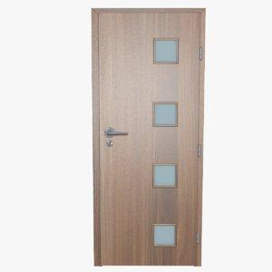 3d model door 14