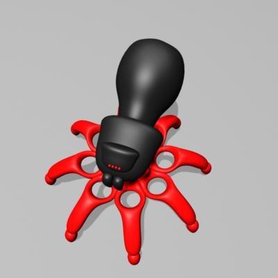 robo spider 3d ma