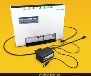 3ds max wimax device