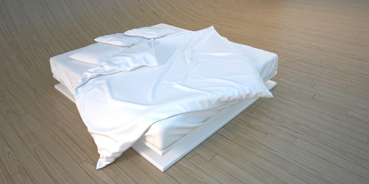 3dsmax bed sheets