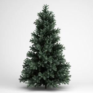 3d alpine fir 25