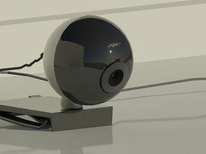3ds max webcam cam