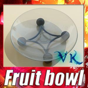 maya fruit basket 14 bowl