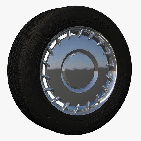 rear wheel rim ma