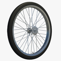 rear tire bicycle rim