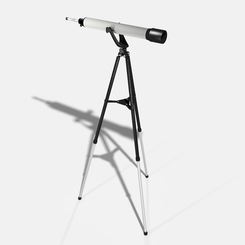 telescope 3d 3ds