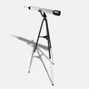 telescope 3d 3ds