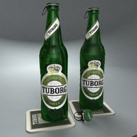Tuborg Green Beer