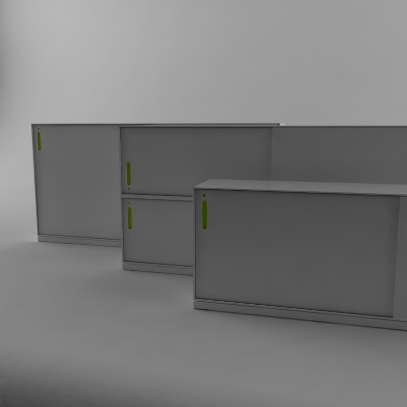 3d storage design citterio