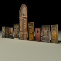 cinema4d door