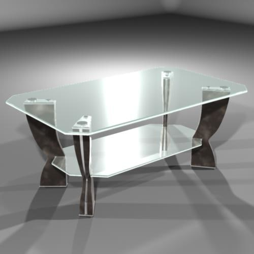 coffee table 3d ma