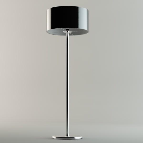 3d floor lamp