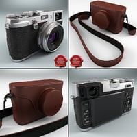 Fujifilm X100 Collection