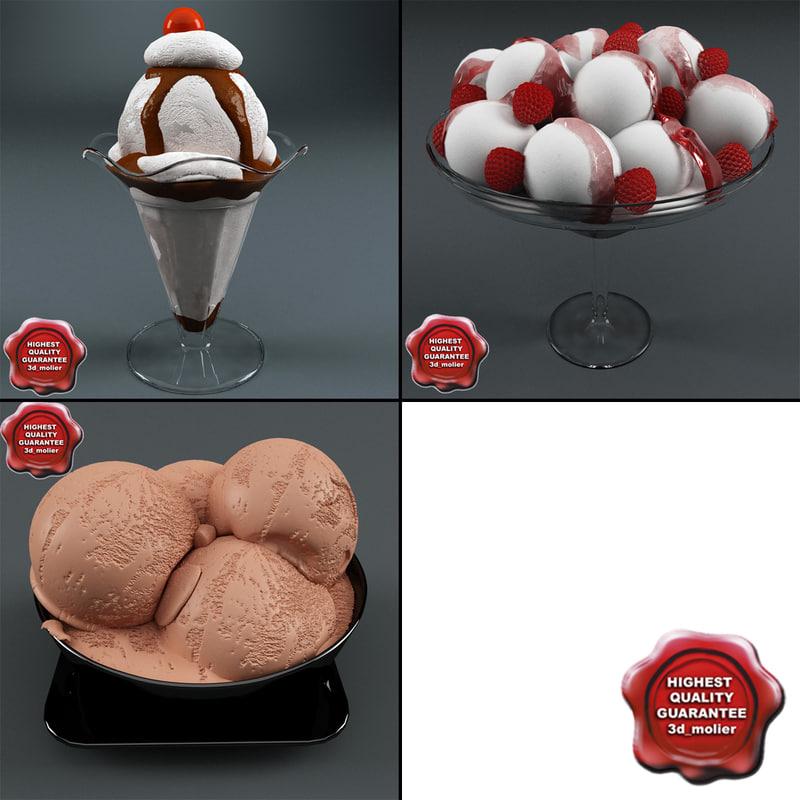 3ds max ice cream v2