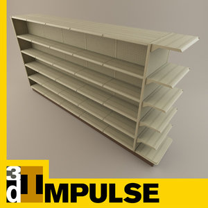 max retail shelving