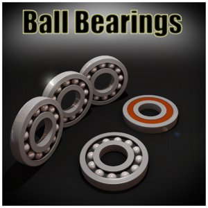 maya ball bearing