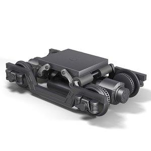 loco weels 3d model