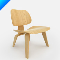 Vitra LCW Plywood Chair