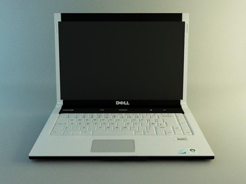 3ds max dell xps 1530m laptop
