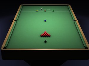 blend snooker table