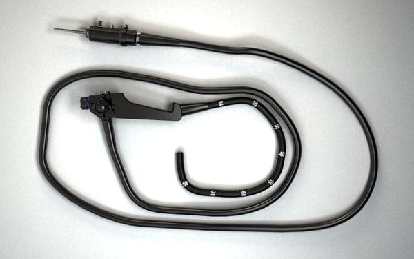 endoscope c4d