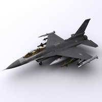 max general dynamics f-16 fighting falcon