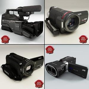 3d camcorders v2