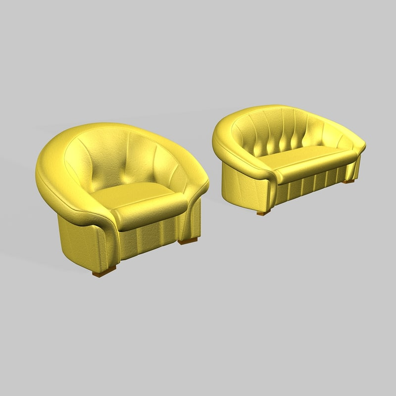 3d da vanti medeya armchair sofa